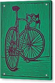 Bike 4 Acrylic Print by William Cauthern
