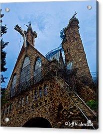 Bishop's Castle Acrylic Print