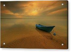 Boat... Acrylic Print