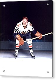 Bobby Hull Acrylic Print by Retro Images Archive