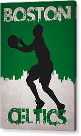 Boston Celtics Acrylic Print