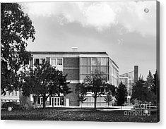 Bowling Green State University Bowen- Thompson Student Union Acrylic Print