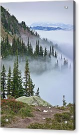 British Columbia, Whistler Acrylic Print