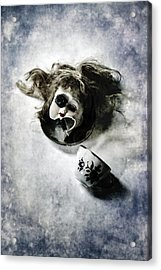 Broken Head Acrylic Print by Joana Kruse