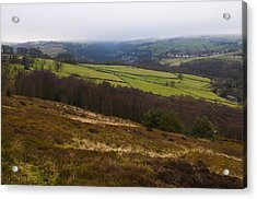 Calder Valley Acrylic Print