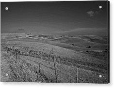 Tarquinia Landscape Campaign Acrylic Print