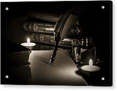 Candlelight Fantasia Acrylic Print