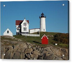 Cape Neddick Acrylic Print