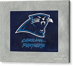 Panthers  Acrylic Print