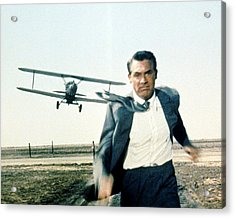 Cary Grant In North By Northwest  Acrylic Print