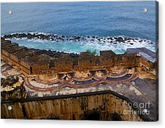 Acrylic Print featuring the photograph Castillo San Felipe Del Morro by Olga Hamilton