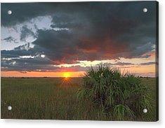 Chekili Sunset Acrylic Print