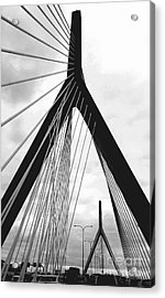 city of Boston Acrylic Print