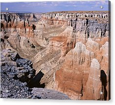 Coal Mine Canyon 1 Acrylic Print