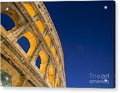 Colosseum Acrylic Print by Mats Silvan
