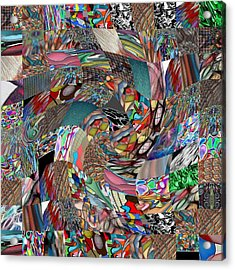 #2 Combination Series Acrylic Print