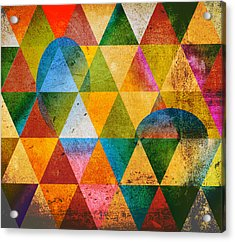 Contemporary Acrylic Print by Mark Ashkenazi