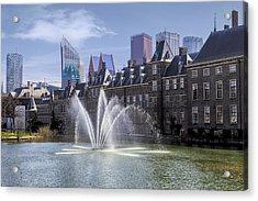 Den Haag Acrylic Print by Joana Kruse