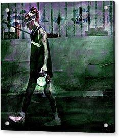 Diogenes' Return Acrylic Print