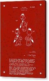 Disney Jose Carioca Acrylic Print