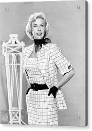 Doris Day, Ca. Early 1950s Acrylic Print by Everett