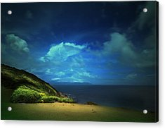 Acrylic Print featuring the photograph Dream's Island by Afrison Ma