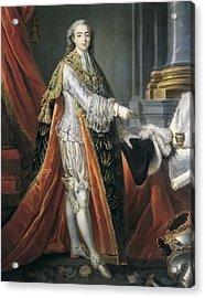 Drouais, Fran�ois Hubert 1727-1775 Acrylic Print
