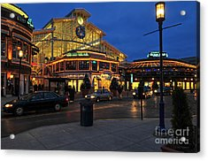 D65l-120 Easton Town Center Photo Acrylic Print