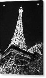 Acrylic Print featuring the photograph Eiffel Tower by Kevin Ashley