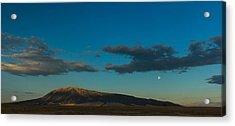 Elk Mountain Acrylic Print