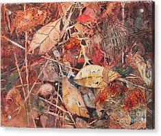 Fallen II Acrylic Print