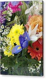 Floral Bouquet 4 Acrylic Print