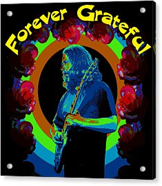 Forever Grateful Acrylic Print