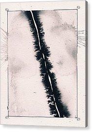 Fracture Acrylic Print