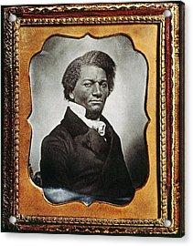 Frederick Douglass (c1817-1895) Acrylic Print by Granger