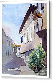 French Street Acrylic Print