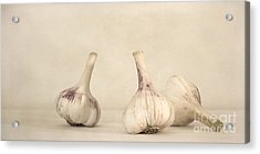 Fresh Garlic Acrylic Print