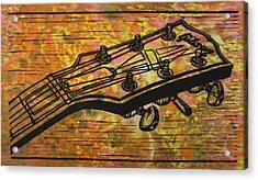 Gibson Acrylic Print