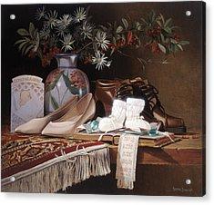 Gift Of God Acrylic Print