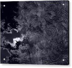 Goddess Vision Acrylic Print