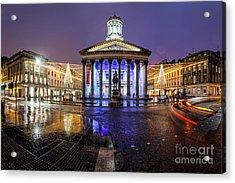 Goma Glasgow Acrylic Print