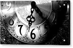Grandfather Clock Acrylic Print