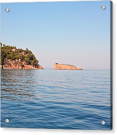 Greek Islands Acrylic Print