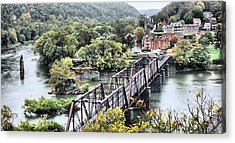Harpers Ferry Acrylic Print