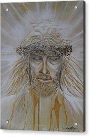 He Is Risen Acrylic Print