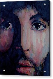 Hey Jude Acrylic Print by Paul Lovering