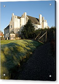 Hill House Acrylic Print by Stephen Taylor