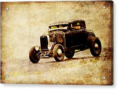 Hot Rod Ford Acrylic Print