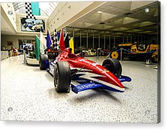 Indianapolis 500 Acrylic Print by Chris Smith
