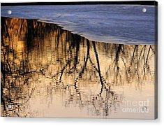 Isles Reflections Acrylic Print